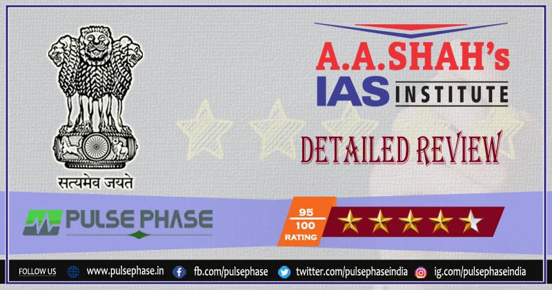 A.A. Shah's IAS Institute