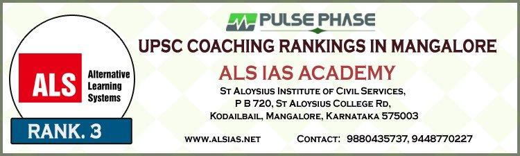 ALS IAS Coaching in Mangalore