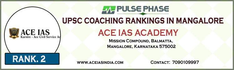 ACE IAS Academy Mangalore