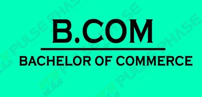 B.COM Full form