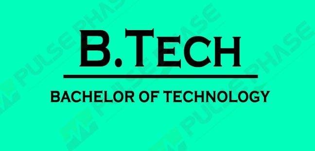 B.TECH Full form