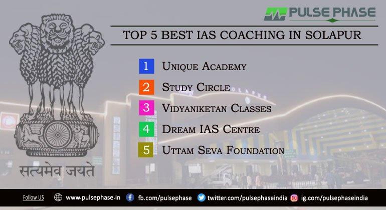 Best IAS Coaching in Solapur