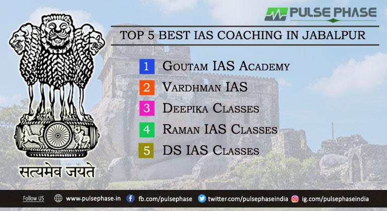 Best ias coaching in jabalpur