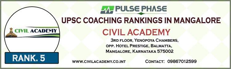 Civil Academy IAS Institute Mangalore