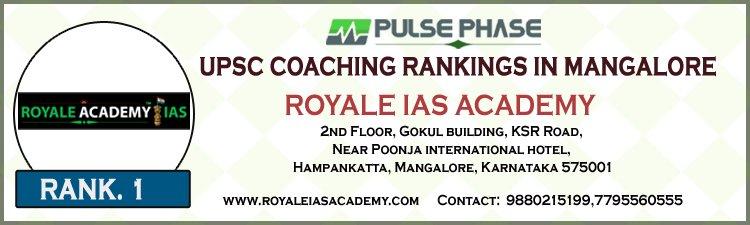 Royale Academy IAS Coaching Mangalore