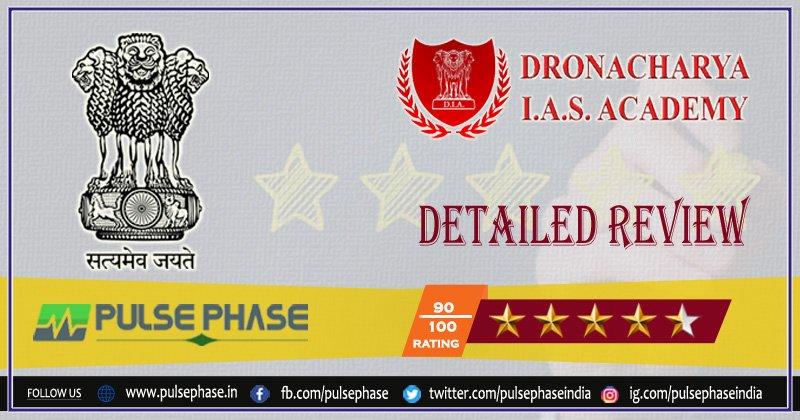 dronacharya IAS Academy