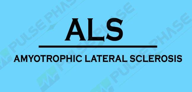 Full form of ALS