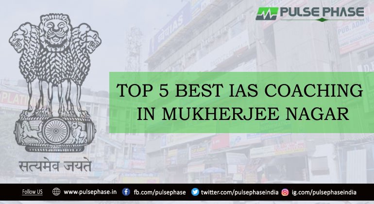Best IAS Coaching in Mukherjee Nagar