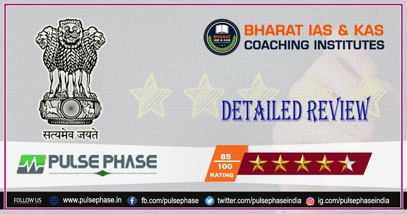 bharat ias & kas coaching institute