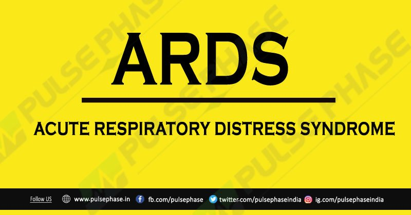 Full Form of ARDS in Medical