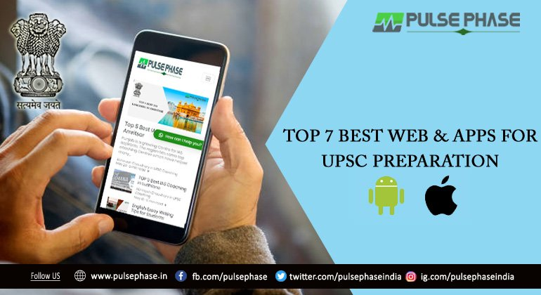 Best Apps for UPSC Preparation