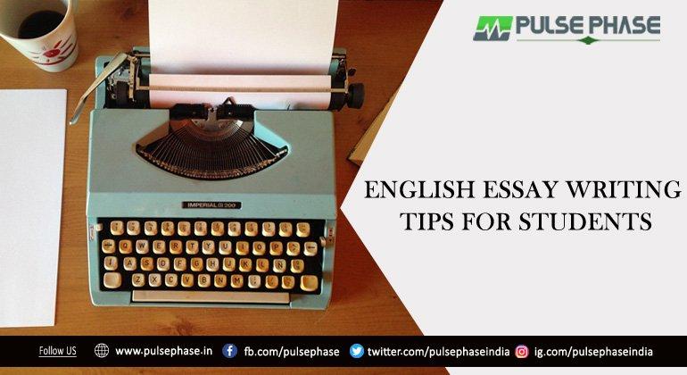 English Essay Writing Tips