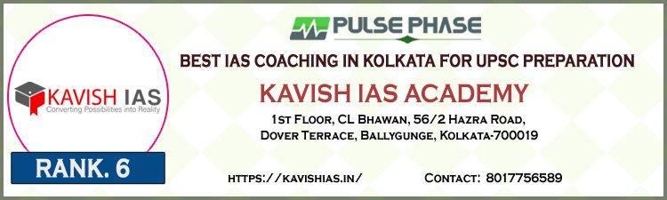 Kavish IAS Kolkata