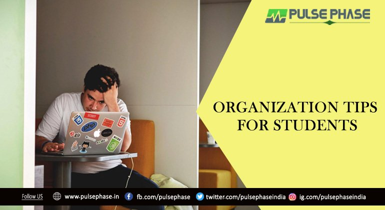 Organization Tips for Students