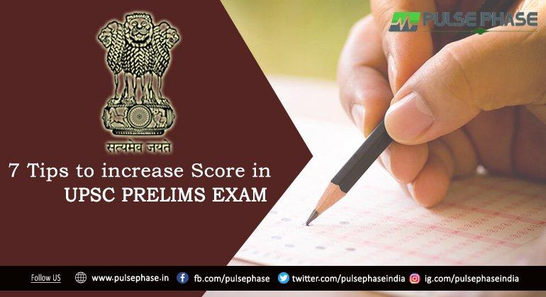 Score Good marks in UPSC Prelims