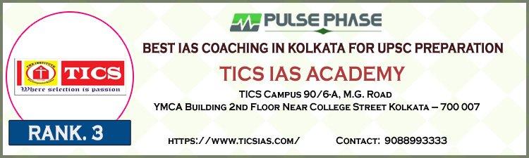 TICS IAS Kolkata