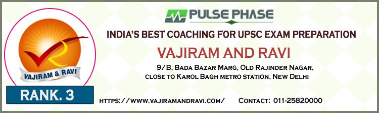 Vajiram and Ravi IAS Coaching Delhi