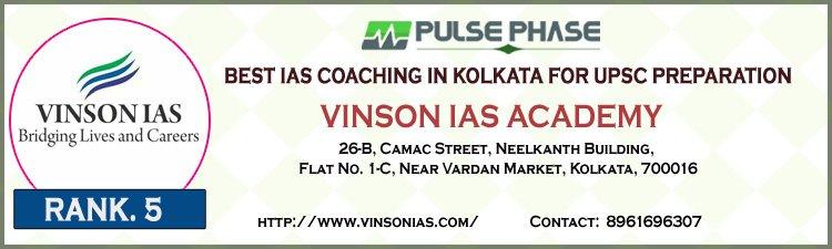 Vinson IAS Kolkata