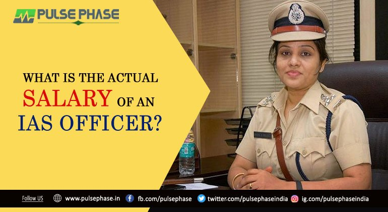 IAS officer Salary