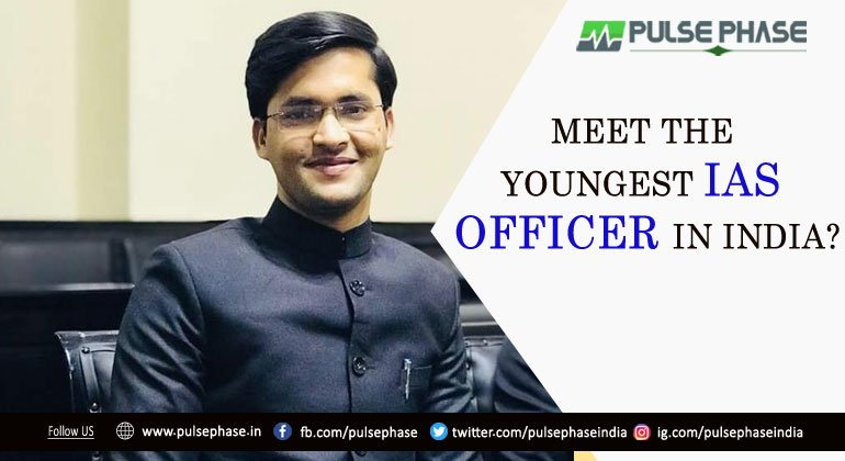 Youngest IAS Officer Of India