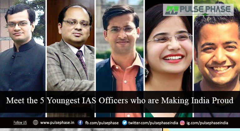 5 Youngest IAS Officers of India