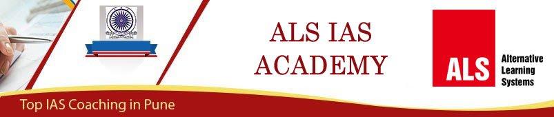 ALS IAS Academy Pune