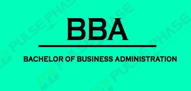 BBA Full form