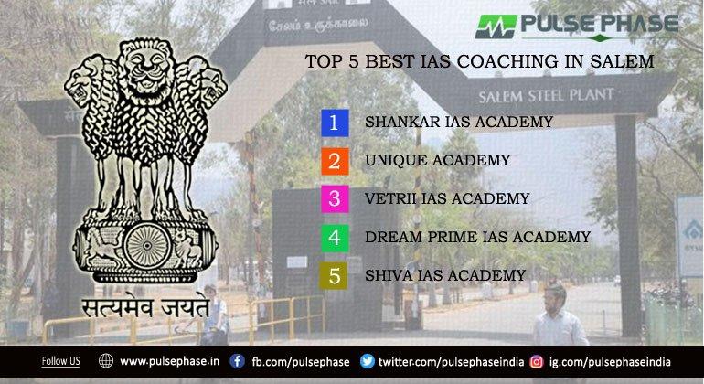 Best IAS Coaching in Salem