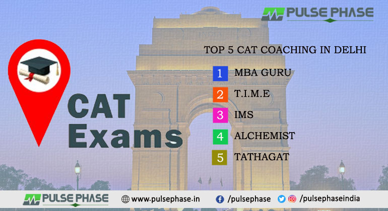 Best CAT Coaching in Delhi