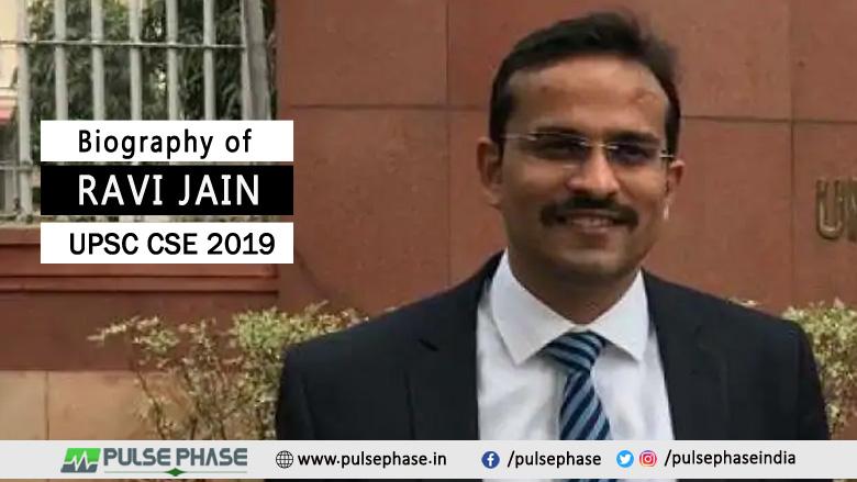 Biography of Ravi Jain IAS