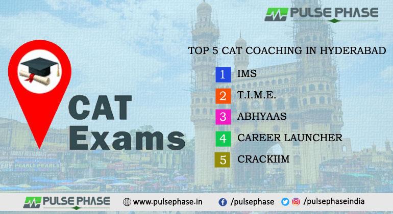 Top 5 CAT Coaching in Hyderabad