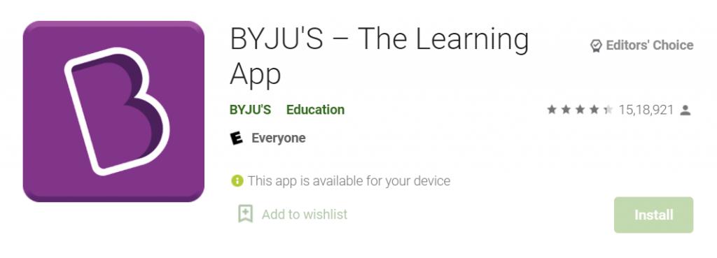 BYJU's IAS App for IAS Preparation