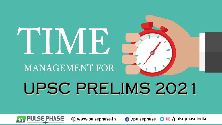 Time Management Tips for UPSC Prelims