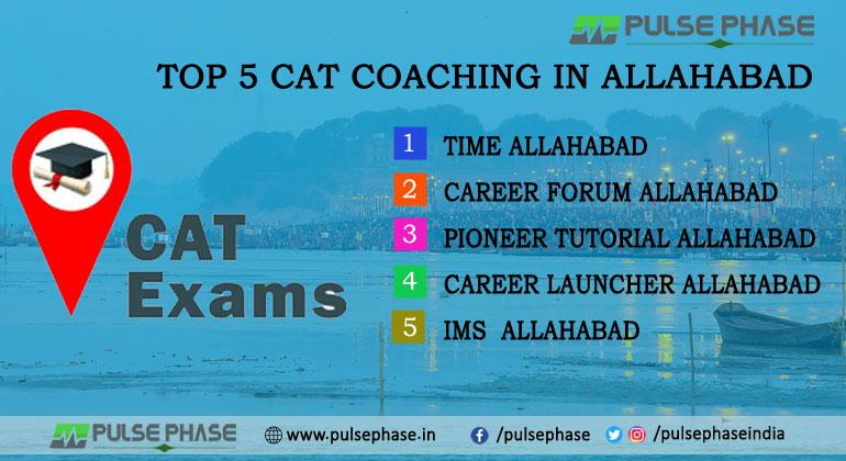 Top 5 CAT Coaching in Allahabad