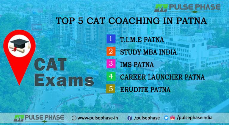 Top 5 CAT Coaching in Patna