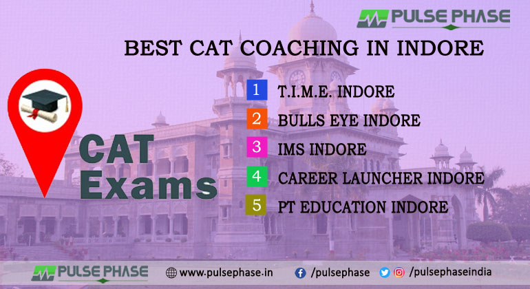 Best CAT Coaching in Indore