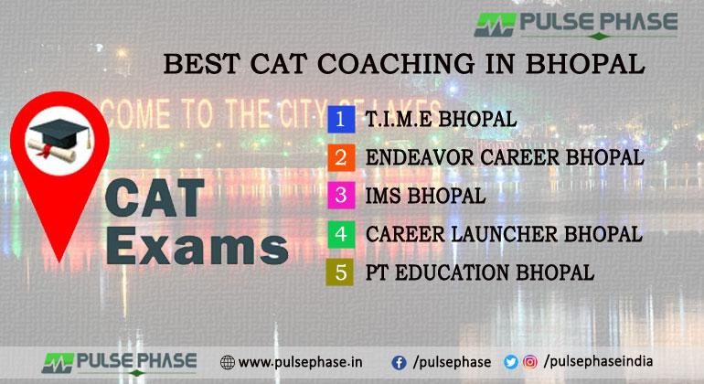 Best CAT Coaching in Bhopal