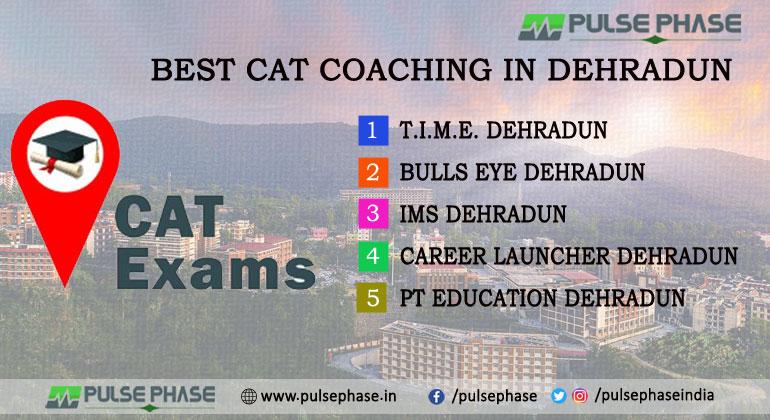 Best CAT Coaching In Dehradun