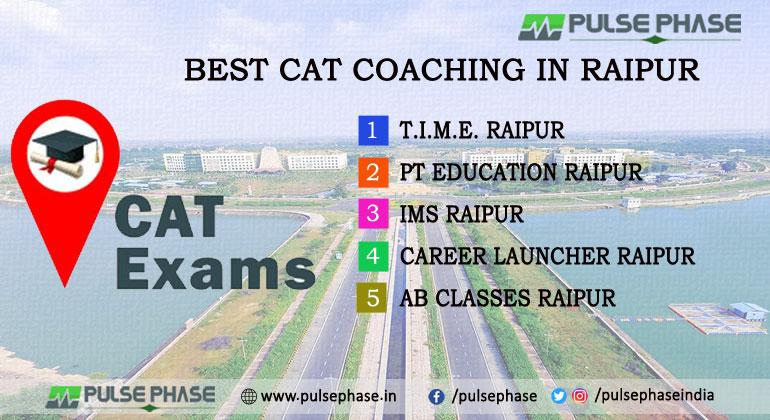 Best CAT Coaching In raipur