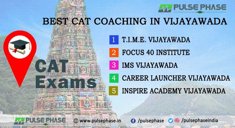 Best CAT Coaching in Vijayawada