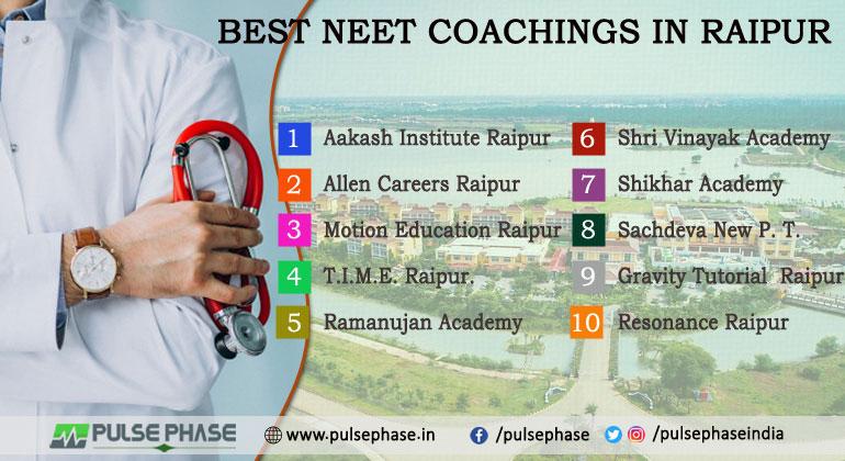 Best NEET Coaching in Raipur
