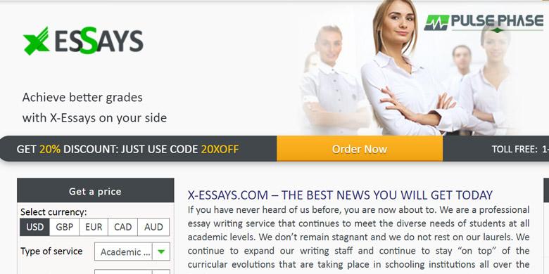 X-essays Essay Writing Company