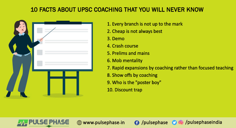 10 Fact About UPSC Coaching