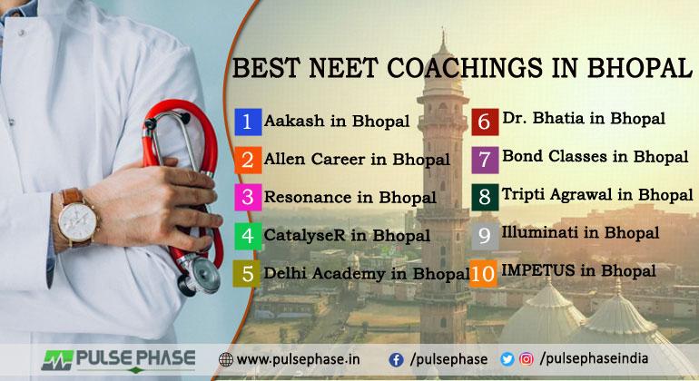 Best NEET Coaching in Bhopal