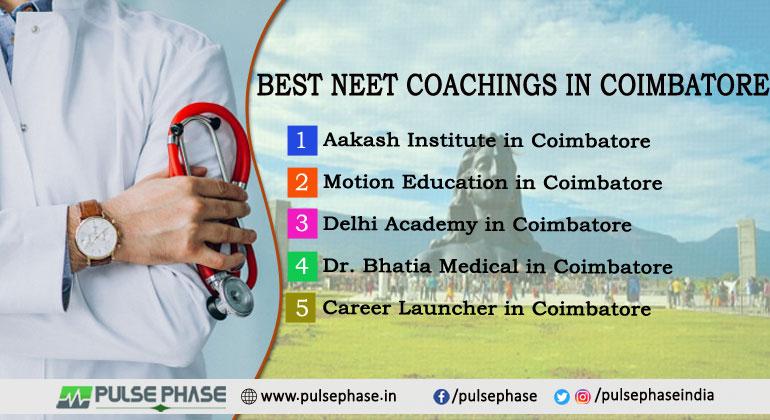 Best NEET Coaching in Coimbatore