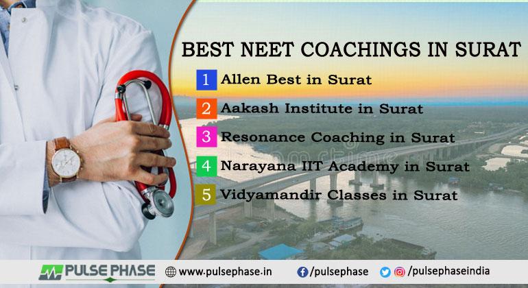 Best NEET Coaching in Surat