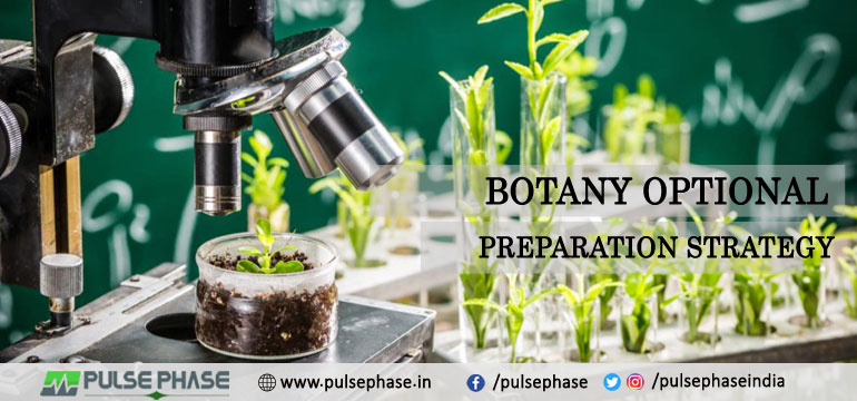 Botany Optional Preparation Strategy