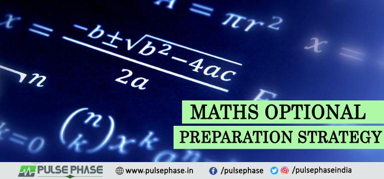 Math option preparation Strategy