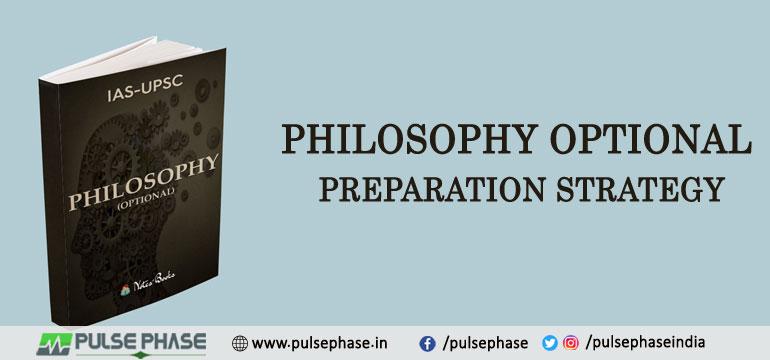 Philosophy Optional Preparation Strategy
