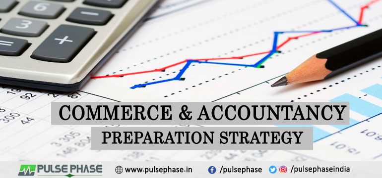commerce and accountancy preparation strategy